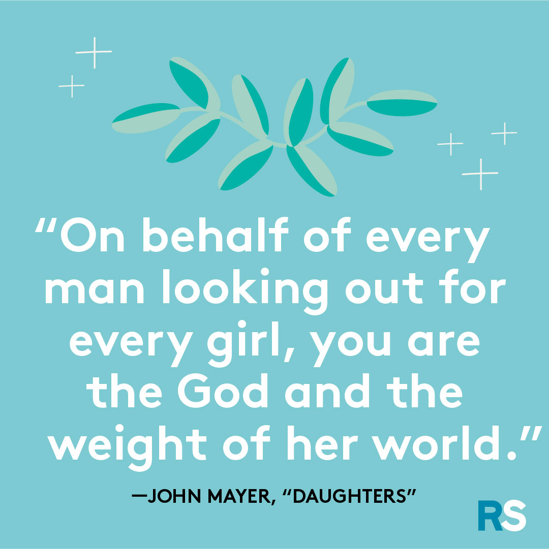 Father's Day dad quotes, captions – john mayer