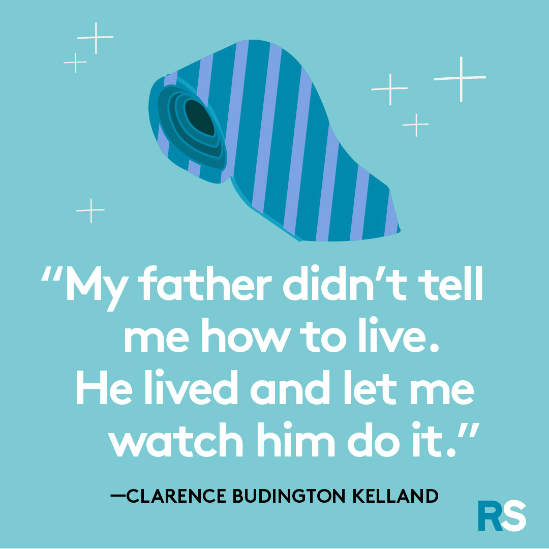 Father's Day dad quotes, captions – kelland
