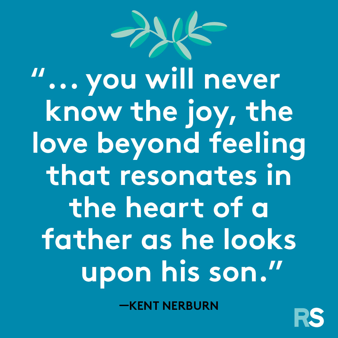 Father's Day dad quotes, captions – kent nerburn