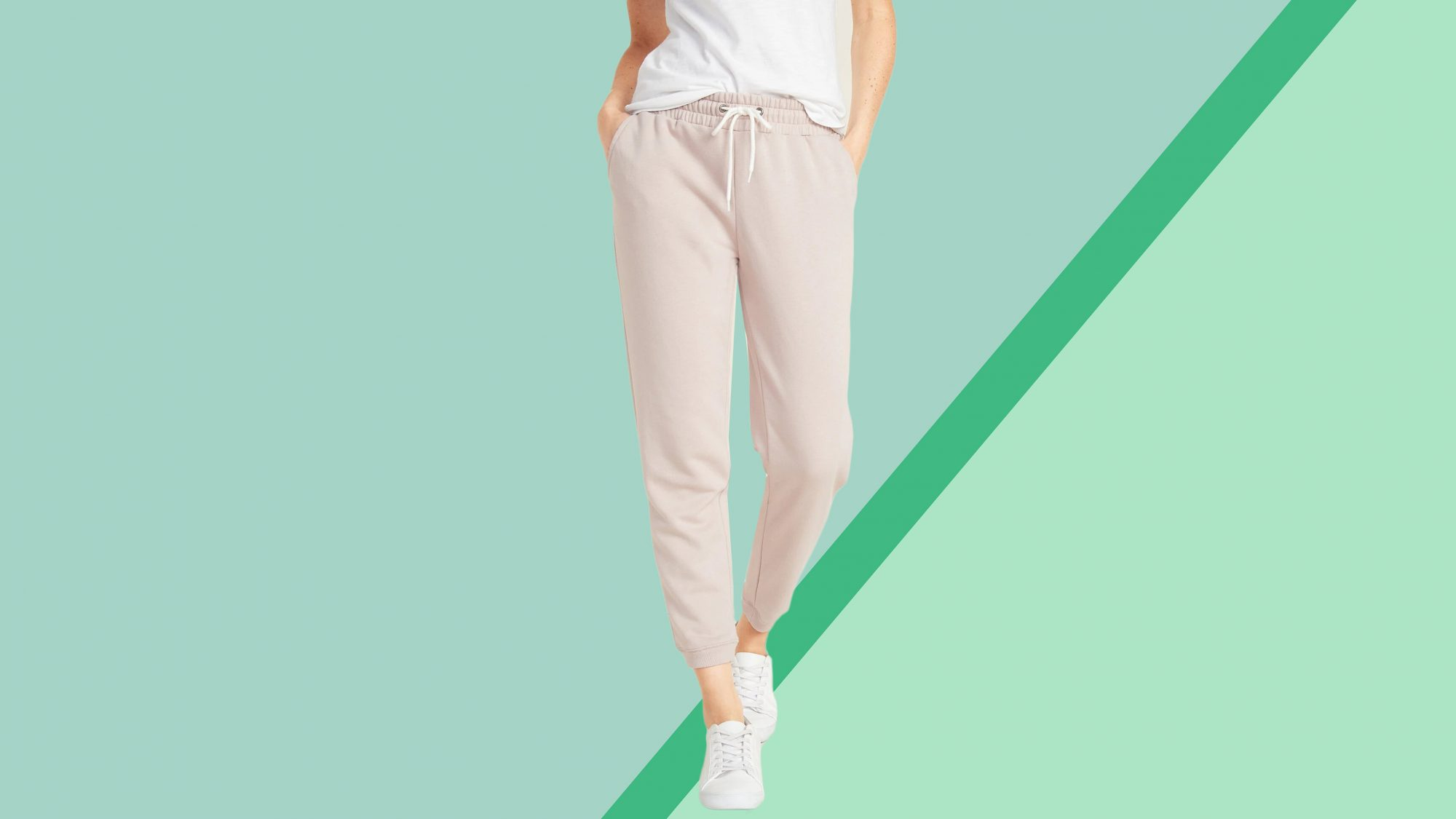 French-Terry Joggers