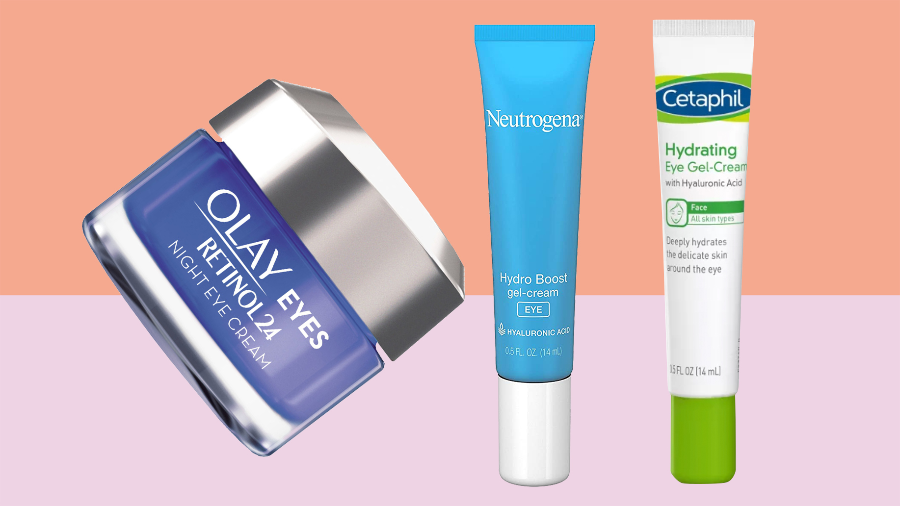 Best Drugstore Eye Creams 2020 Real Simple