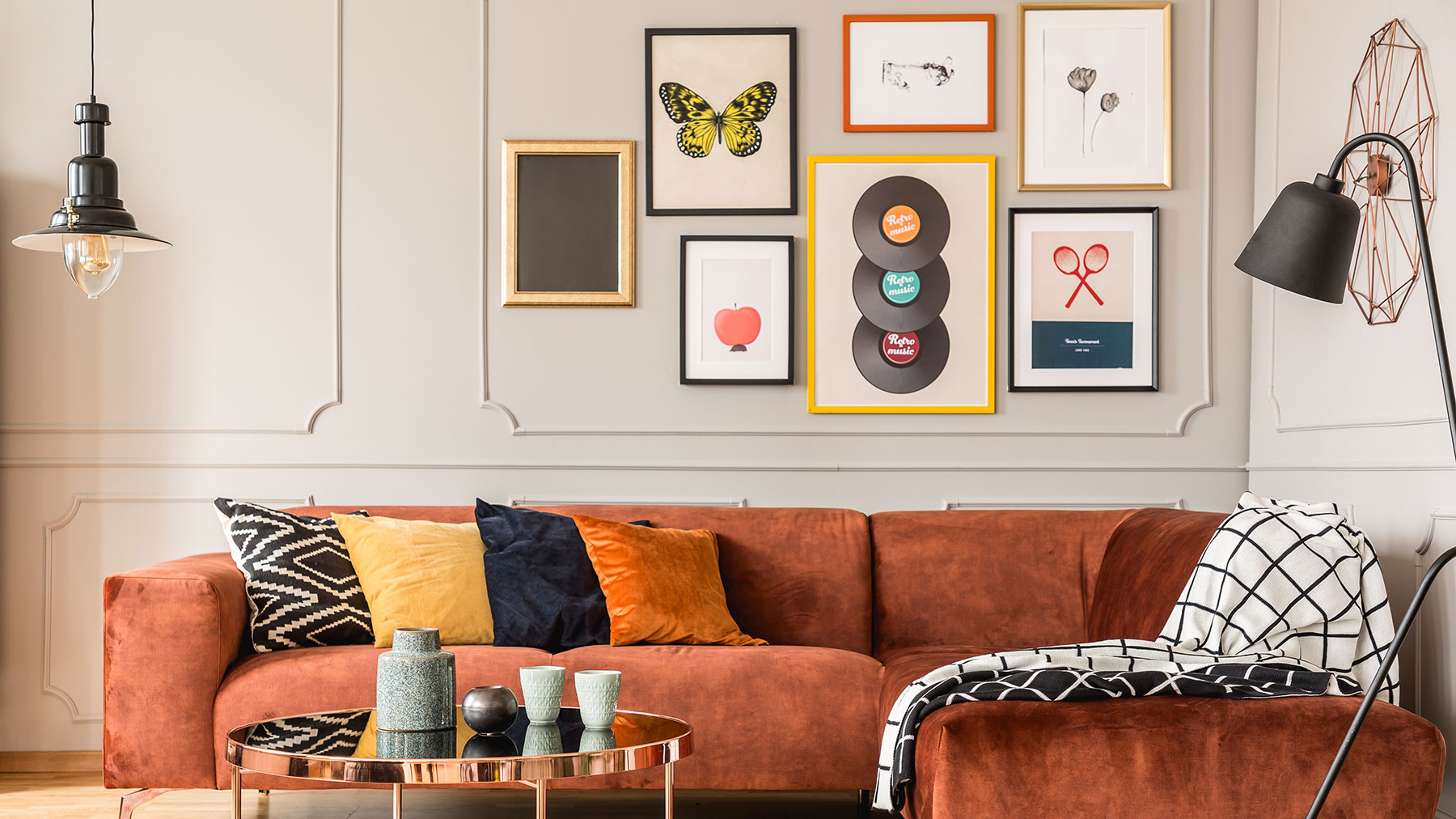 Gallery wall tools to help you get the job done