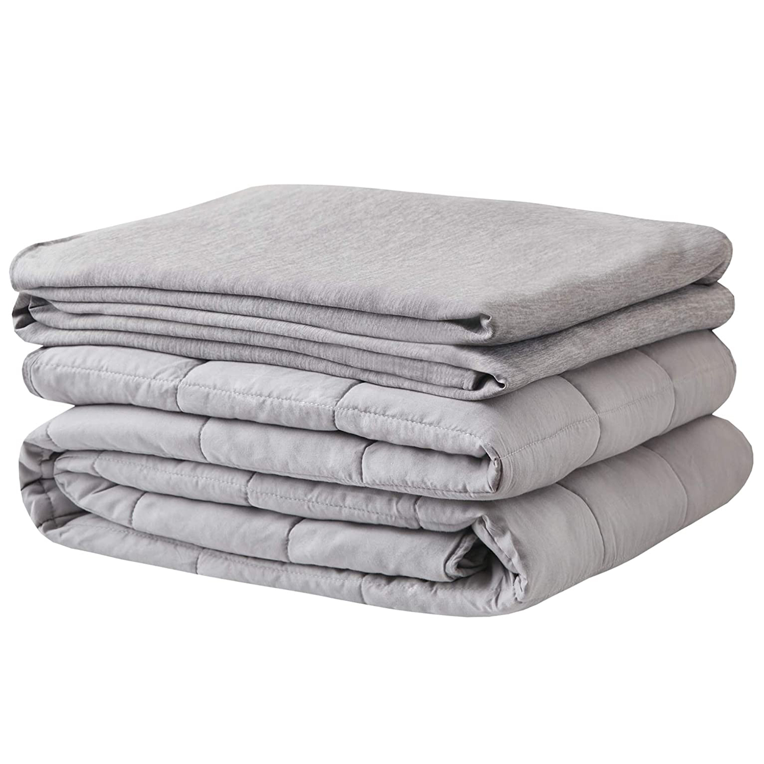 Weighted Blanket 100% Cotton Cooling Cover