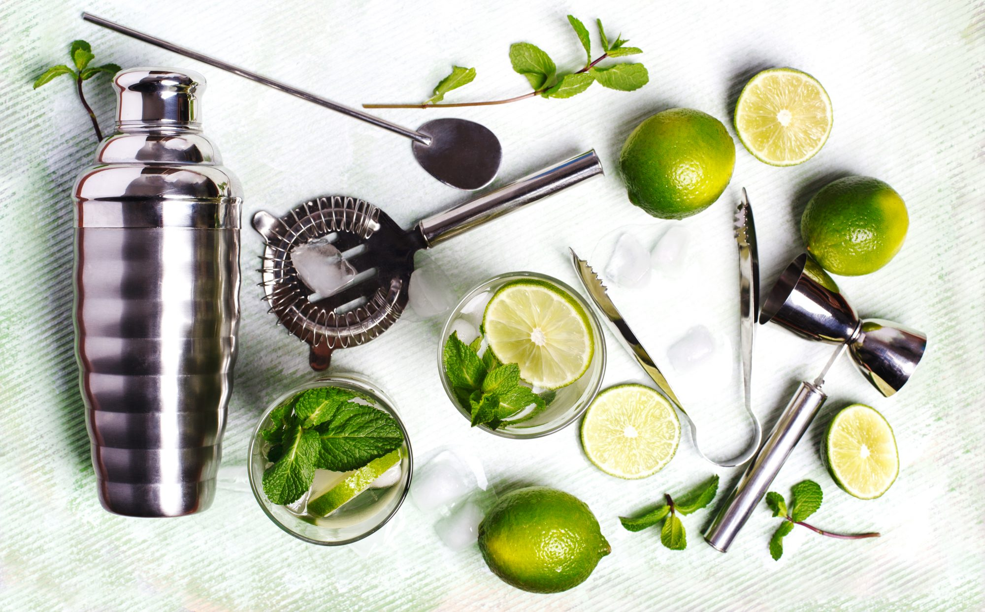 Summer drink mojito ingredients: how to make better cocktails