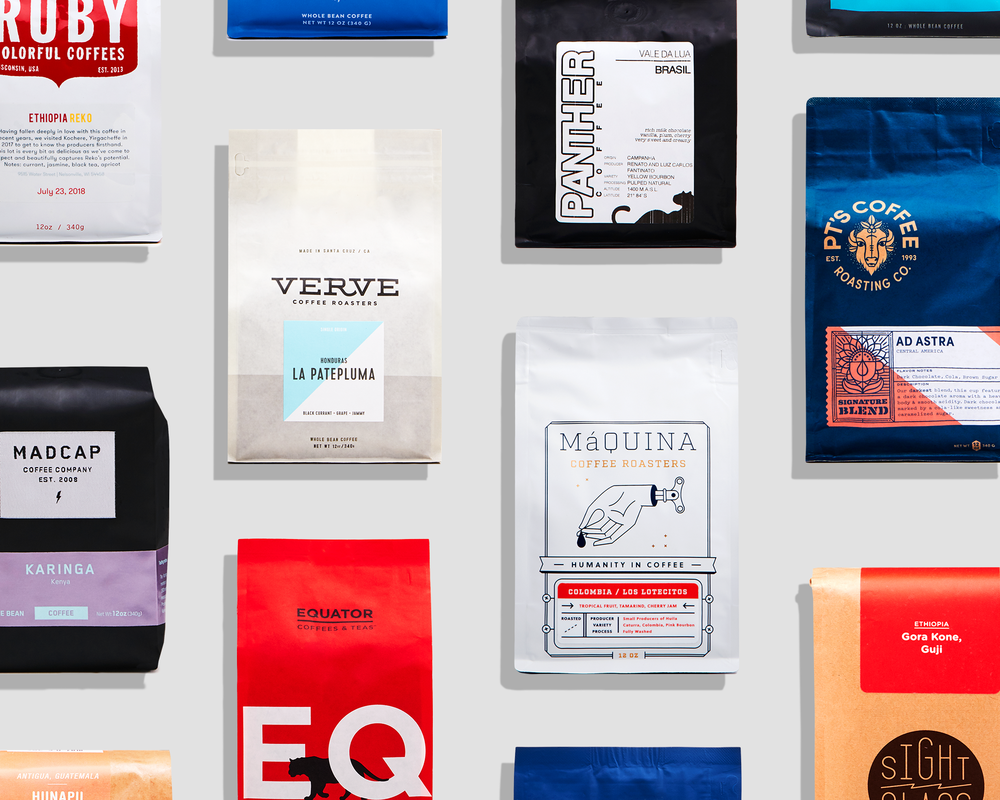 Father's Day gift ideas - Trade coffee gift subscription