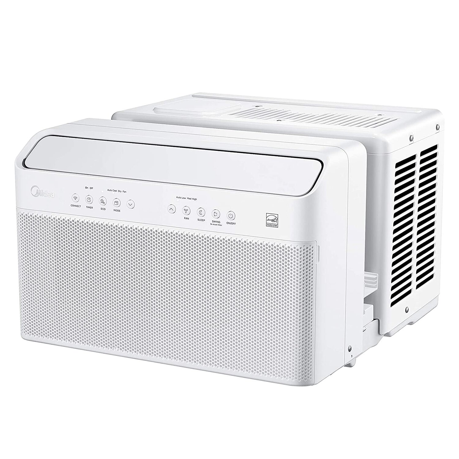Heat/Cool Window Air Conditioner