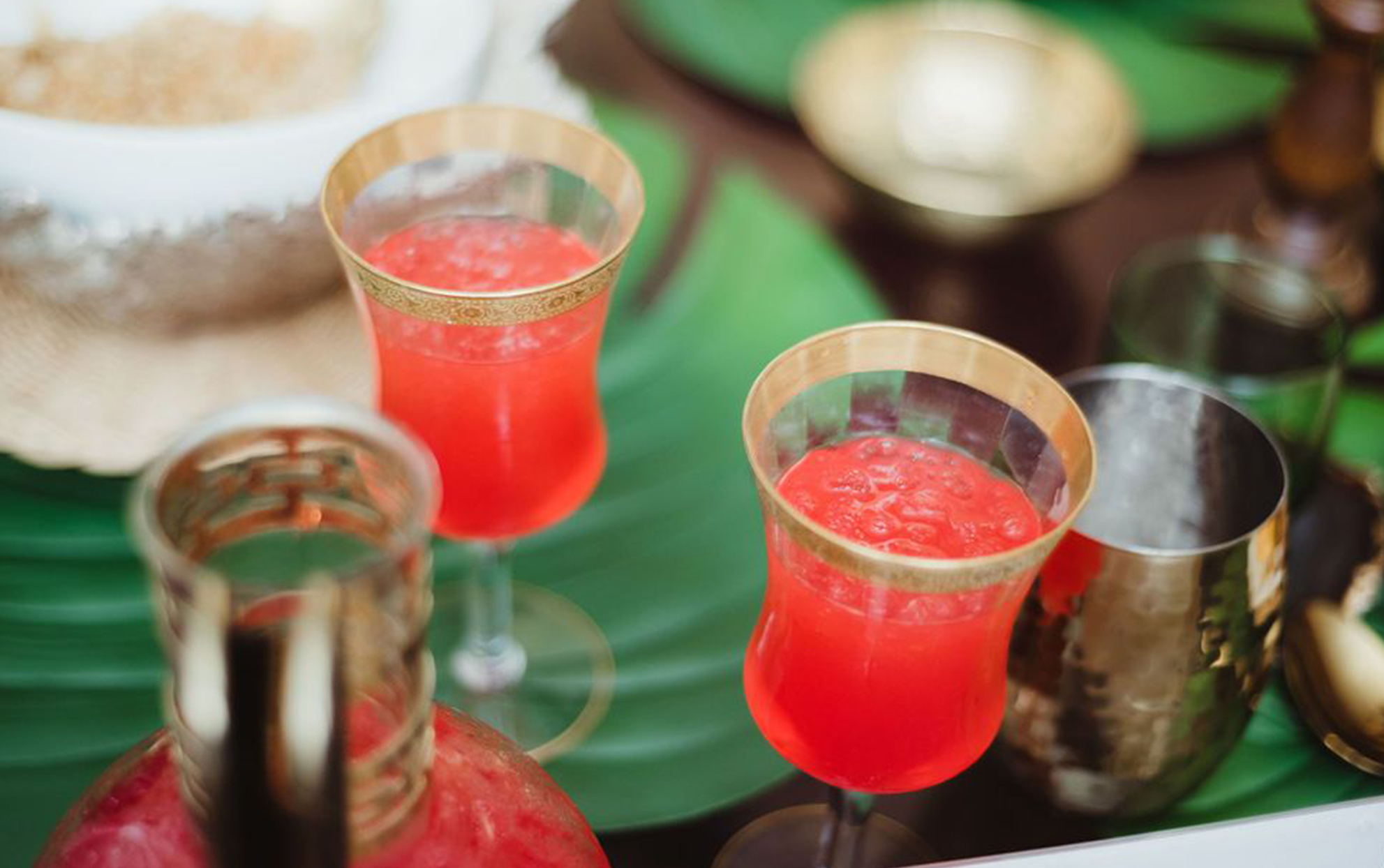 Red drink is a Juneteenth celebration staple. PHOTO: COURTESY OF BLACK SOUTHERN BELLE/CHANTILLY LACE PHOTOGRAPHY