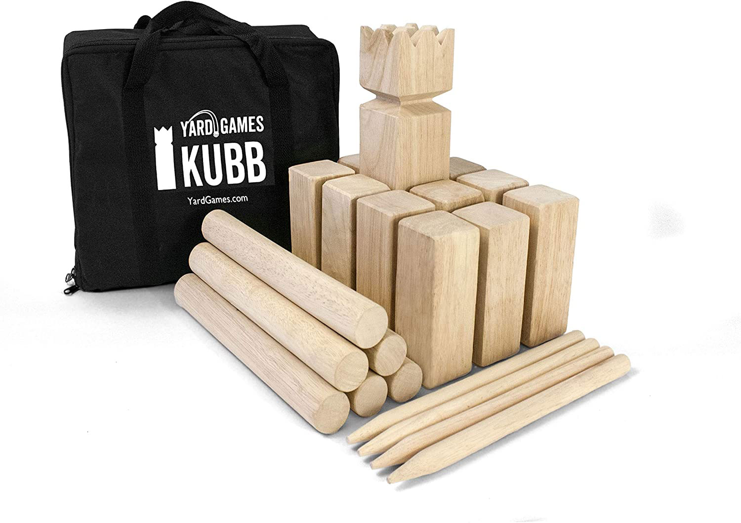 Father's Day gift ideas - Kubb yard game