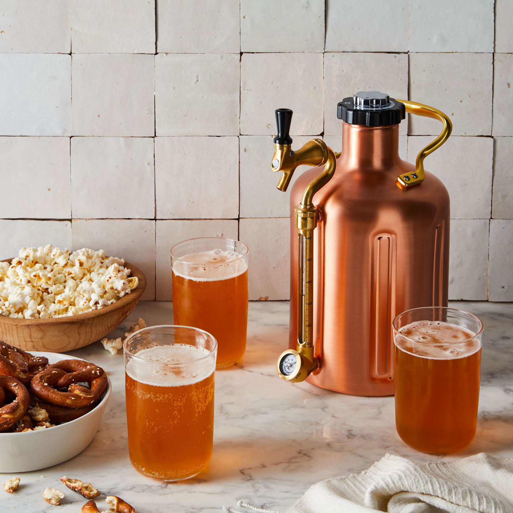 6 Clever Items (7/10/20) - Pressurized growler