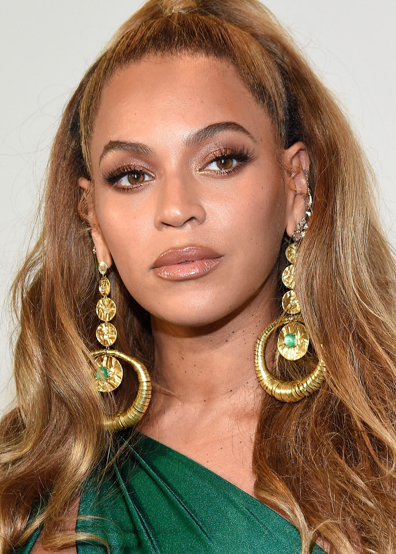 Beyoncé: best summer hair color 2020