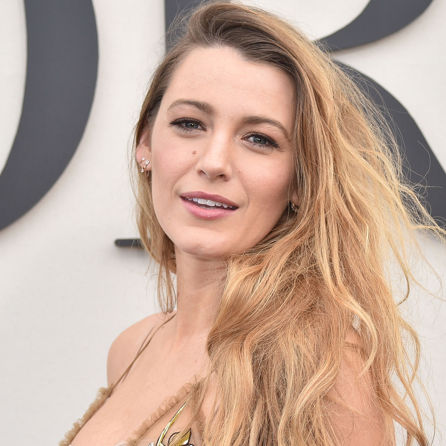 Blake Lively: best summer hair color 2020