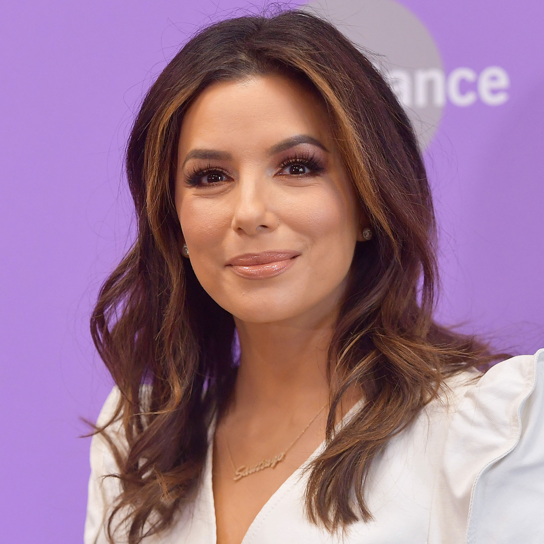 Eva Longoria: best summer hair color 2020
