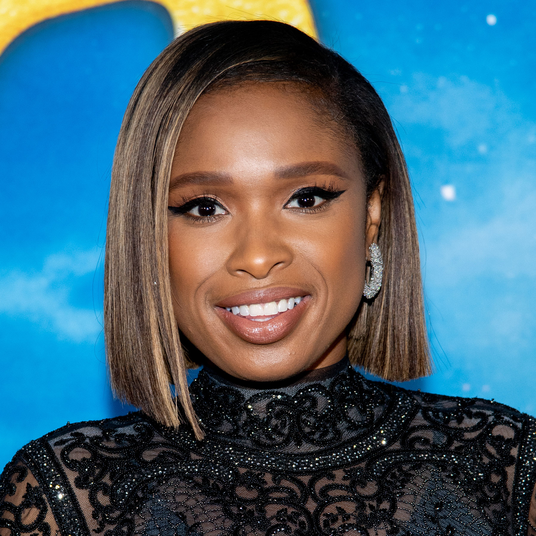Jennifer Hudson: best summer hair color 2020