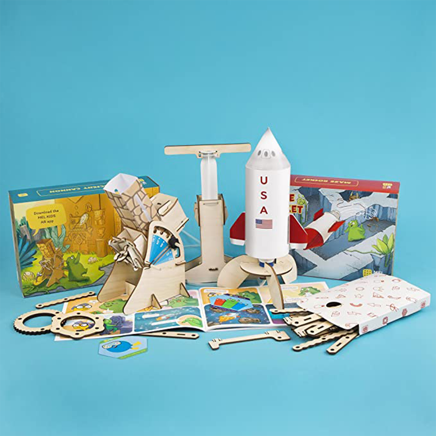 Kids Play Monthly Kits