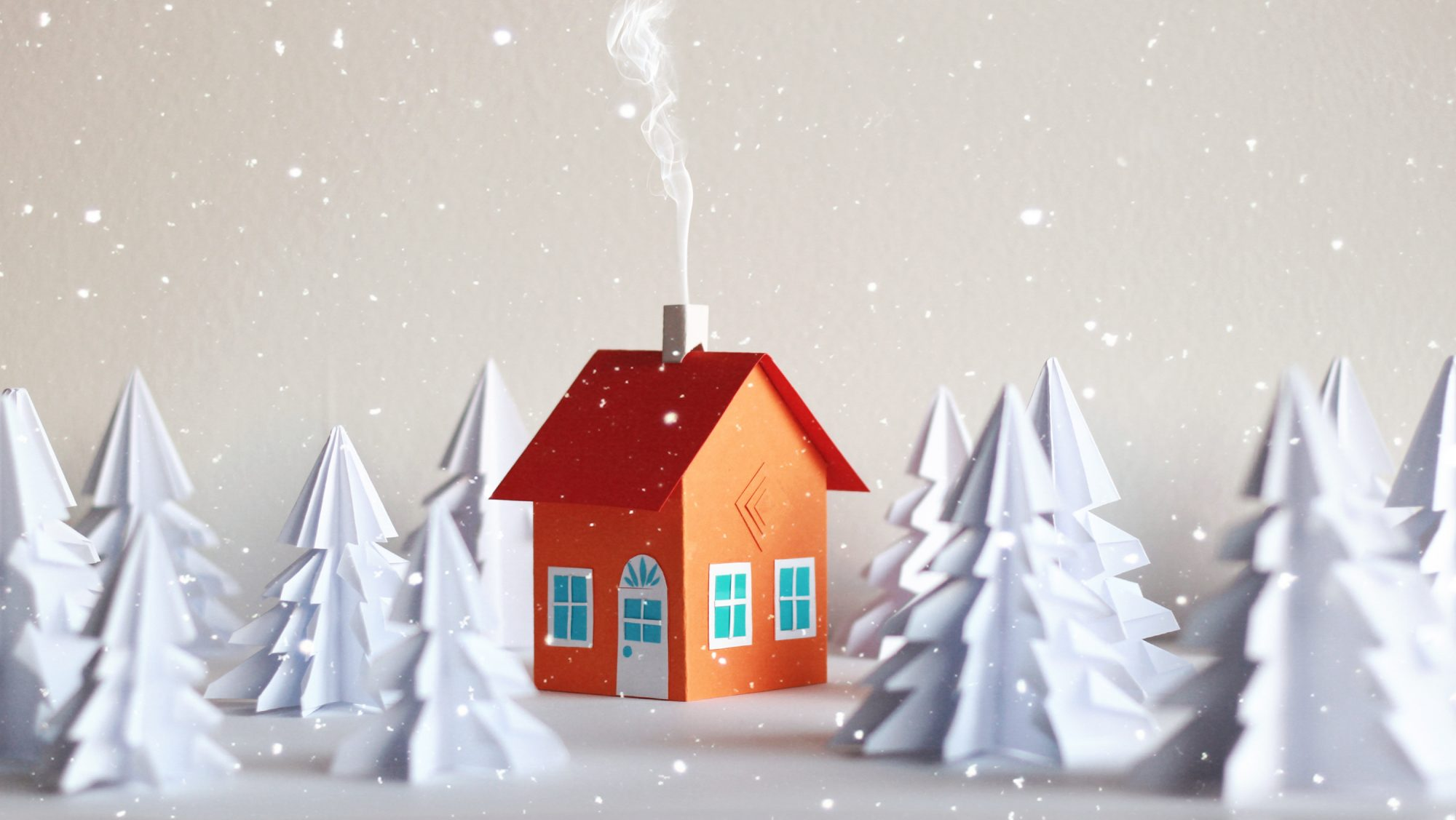 Preparing your home for fall and winter - how to prepare your house (house in winter)