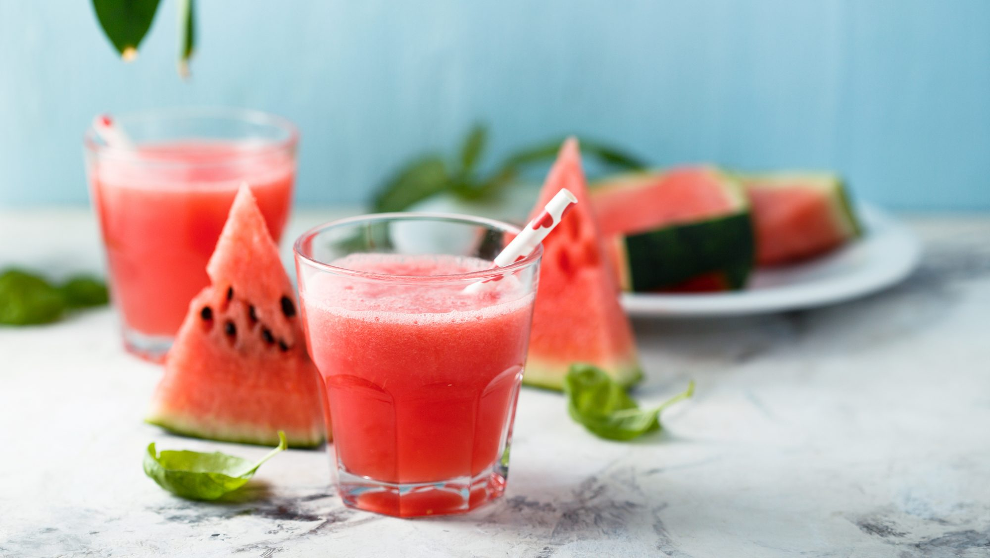This Boozy Watermelon Slushie Will Keep You Cool All Summer Long