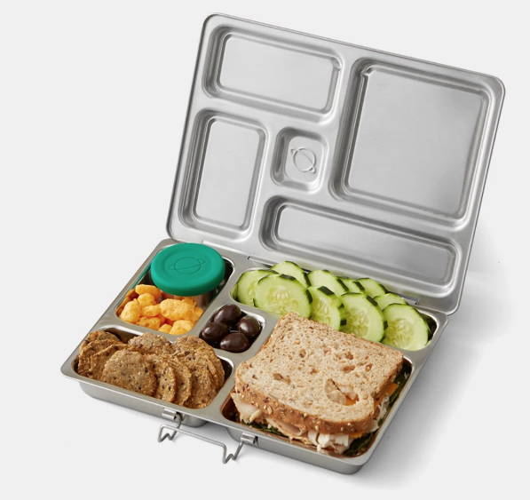 ROVER STAINLESS STEEL LUNCHBOX