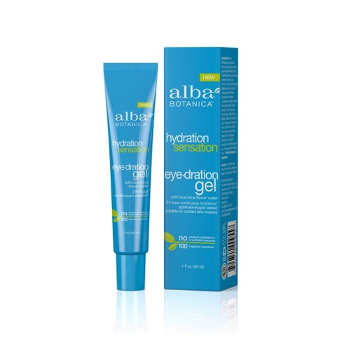 eye cream alba botanica