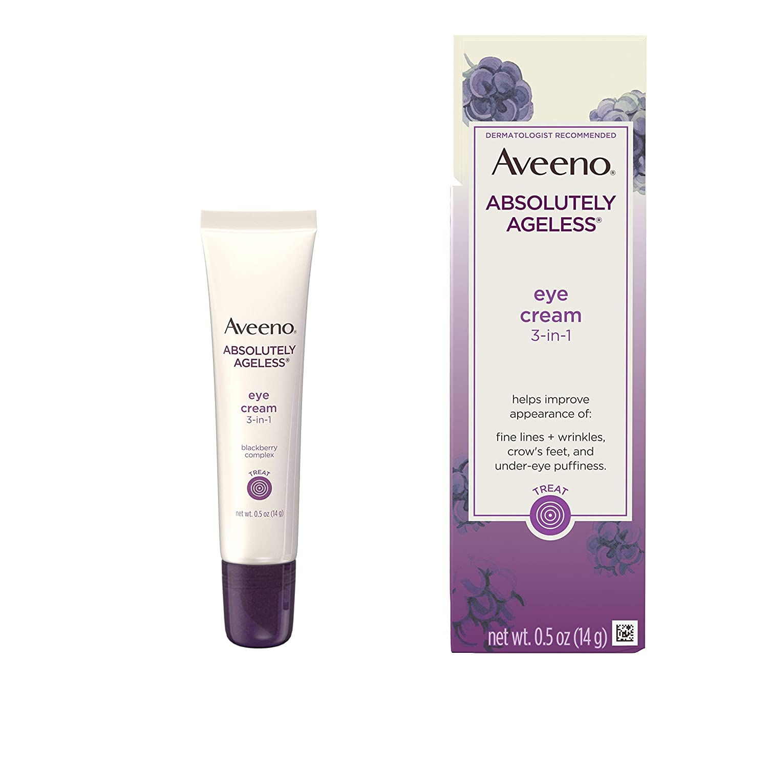 eye cream aveeno