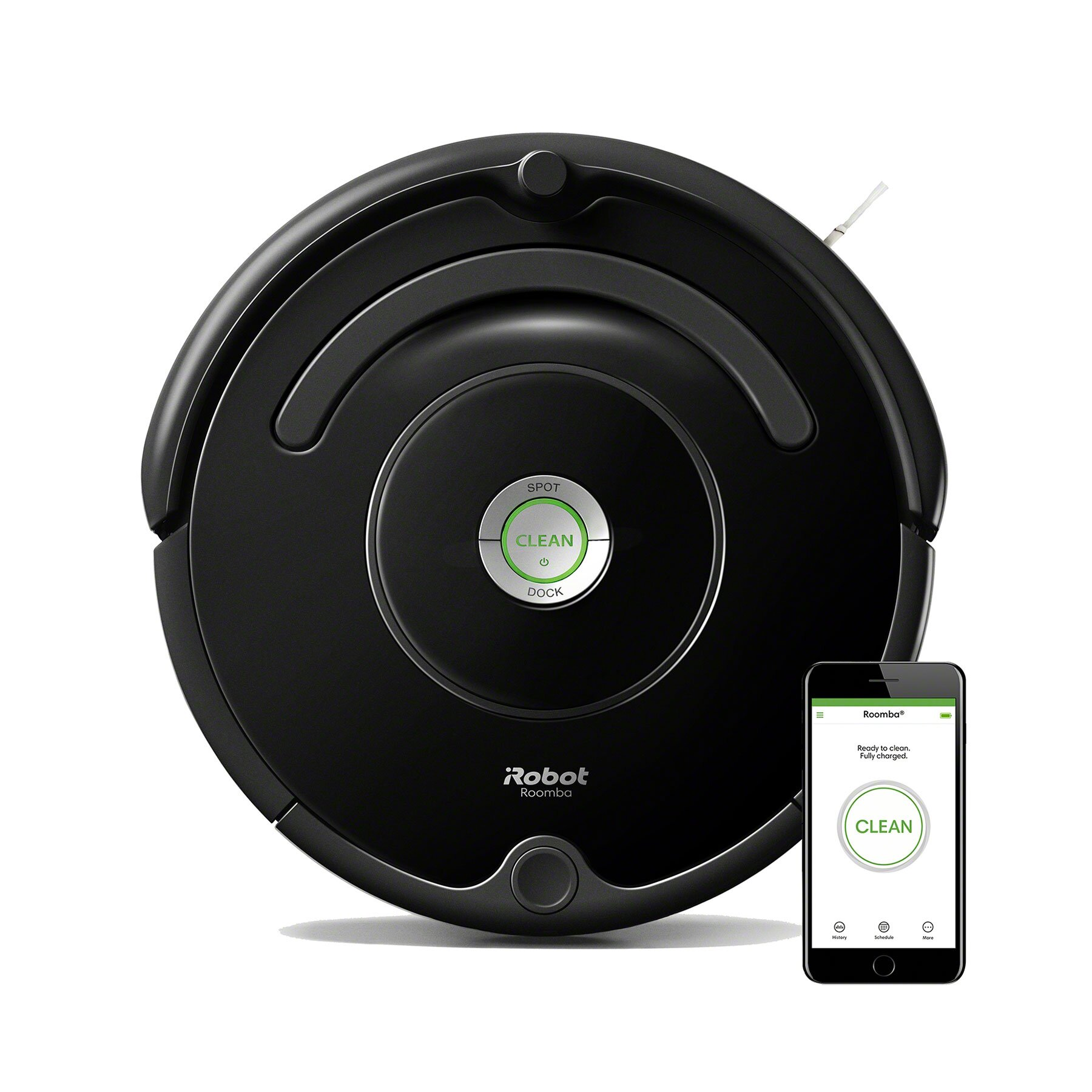 Smart Home Devices: Vacuum