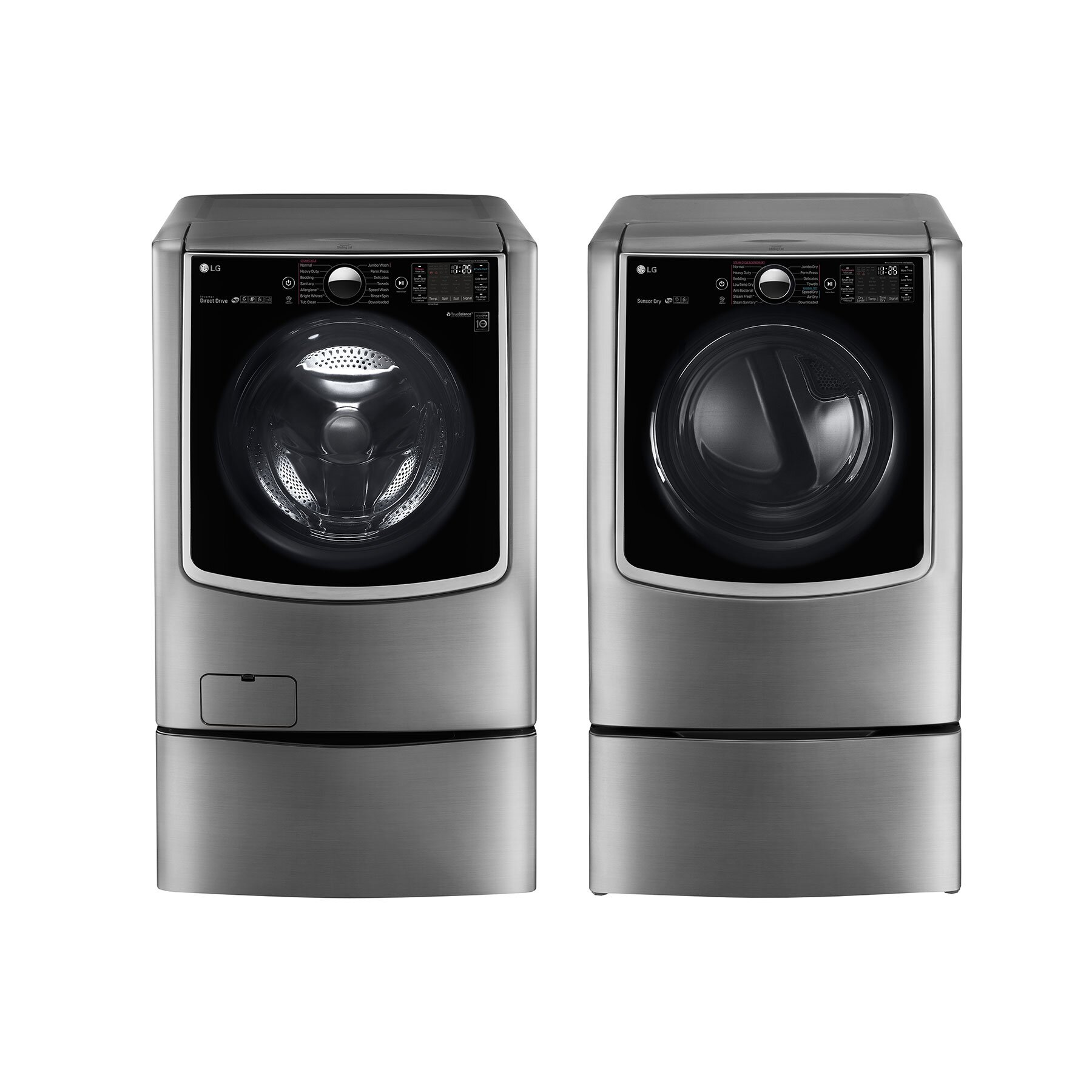 Smart Home Devices: Washer and Dryer