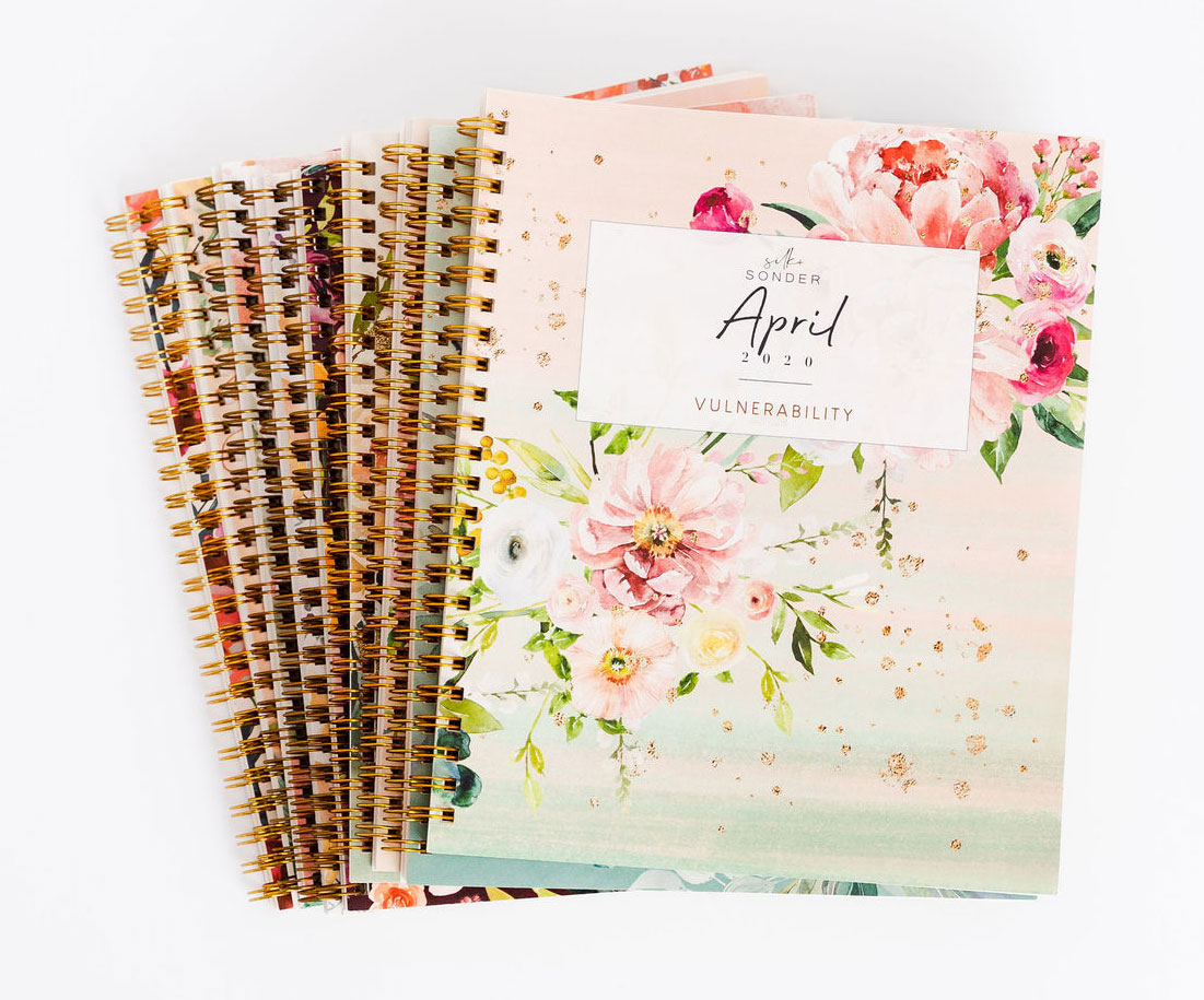 Silk + Sonder Review - silk and sonder planner covers