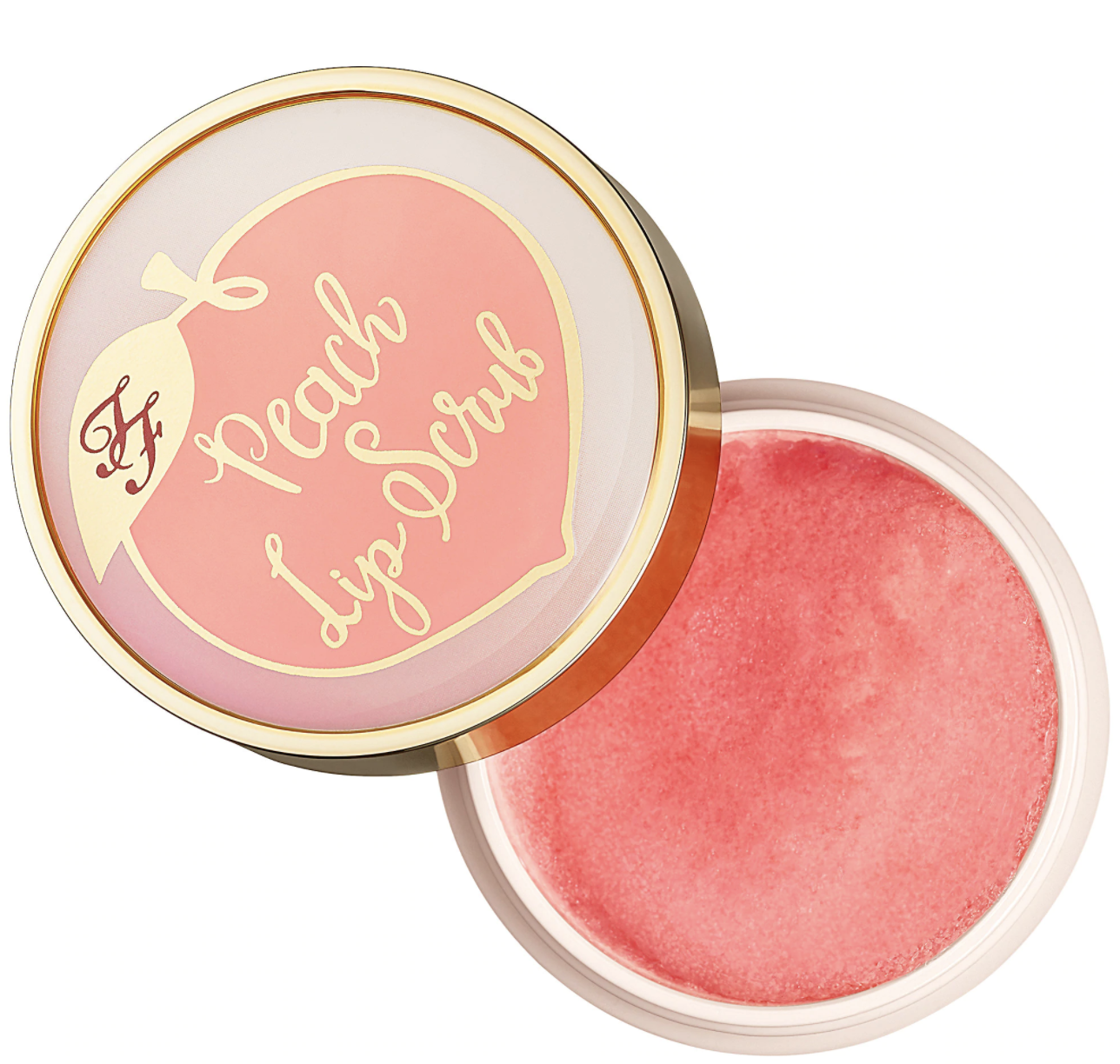 too-faced-peach-lip-scrub
