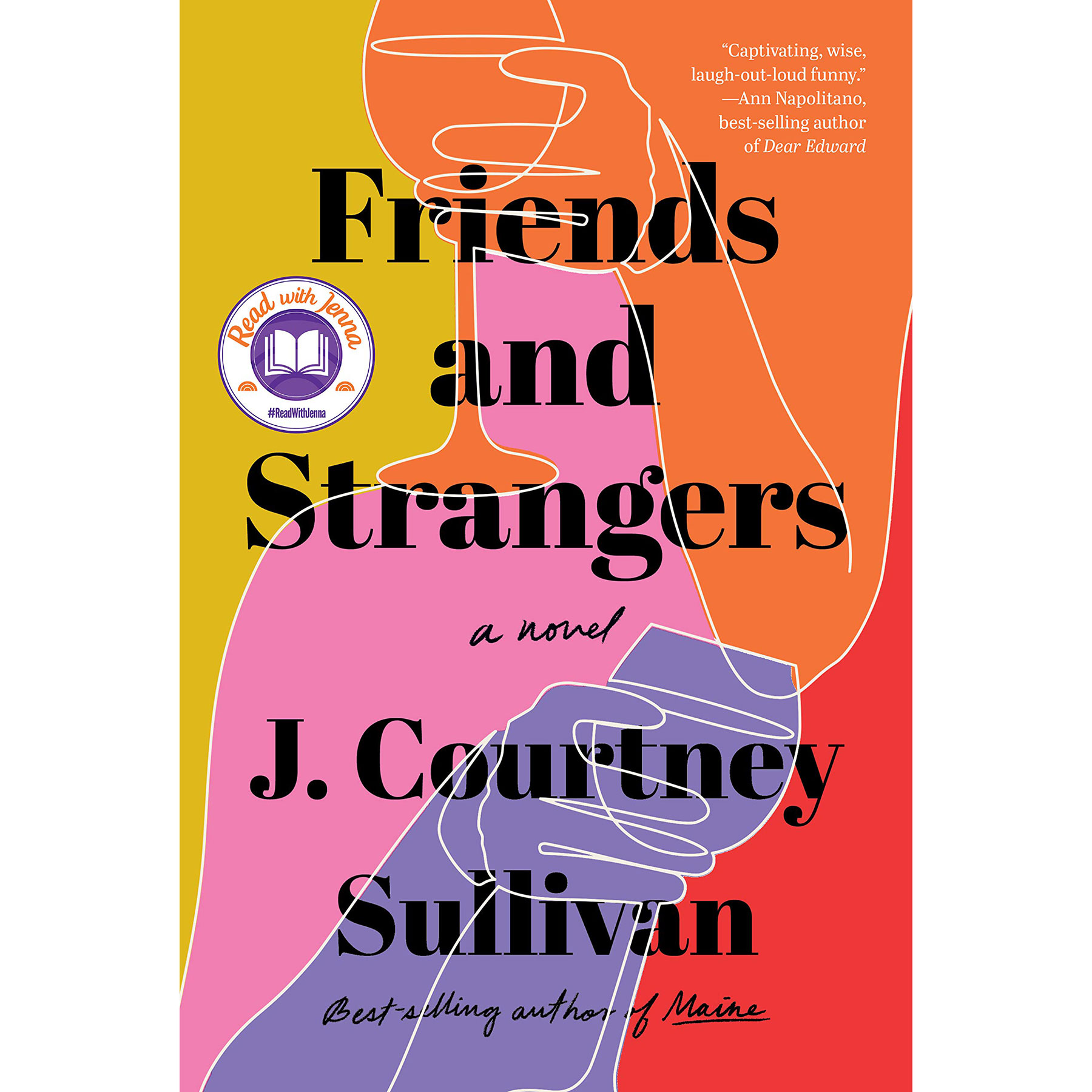 Best Books 2020: Friends and Strangers