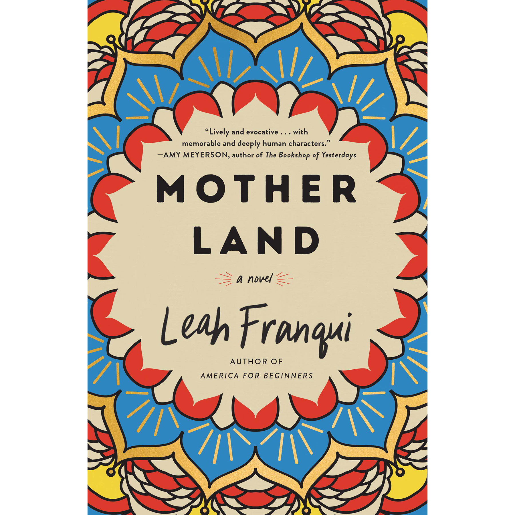 Best Books 2020: Mother Land