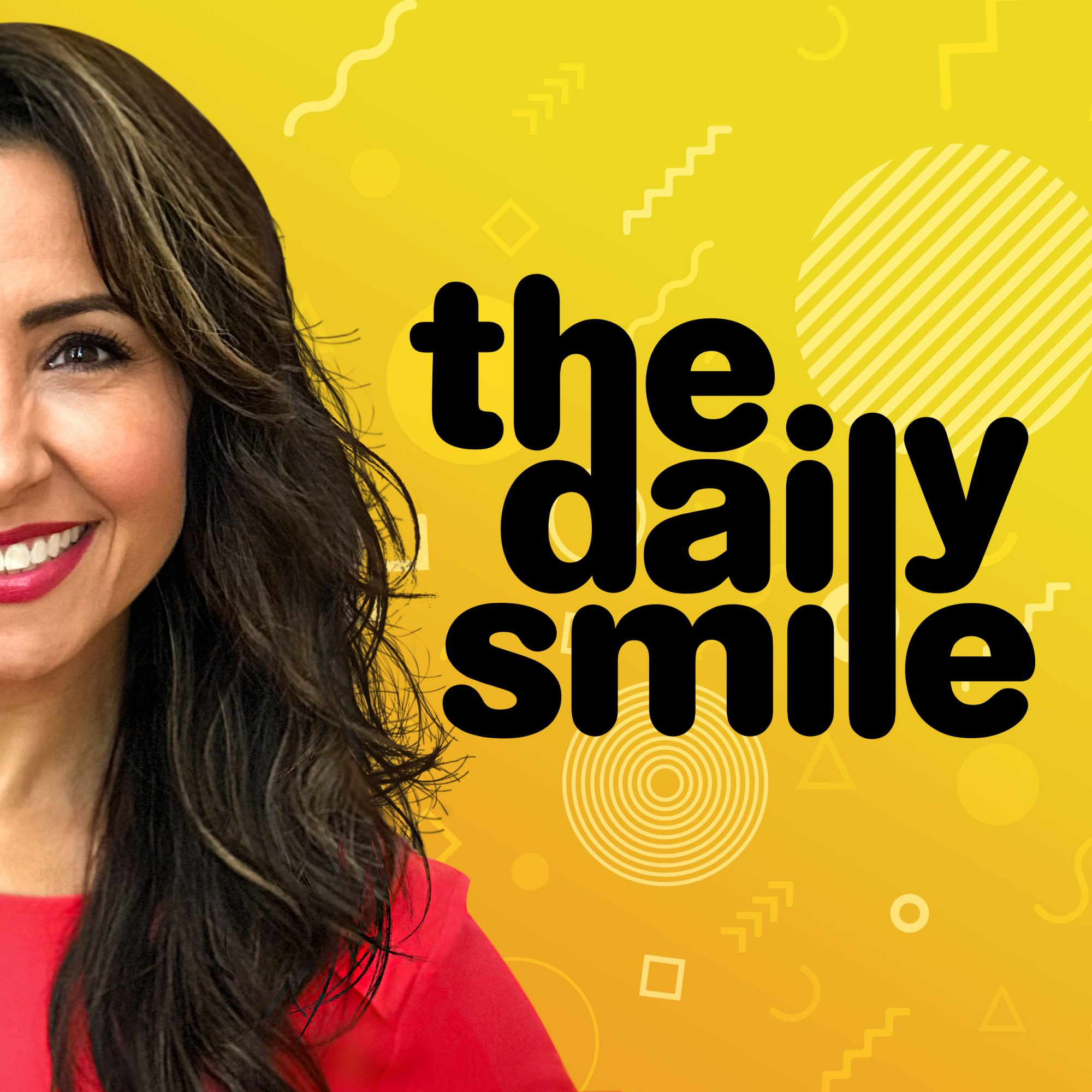 The Daily Smile good news podcast by Wondery
