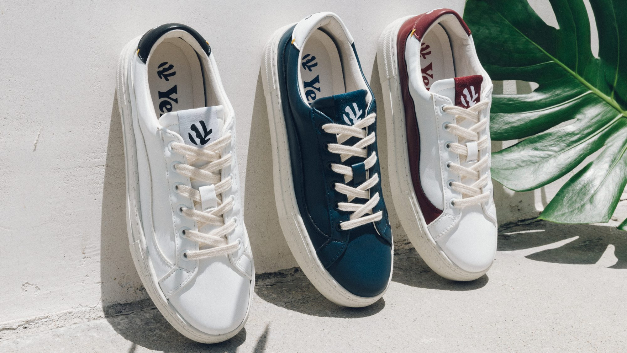 Yebo Sneakers Lifestyle Pictures