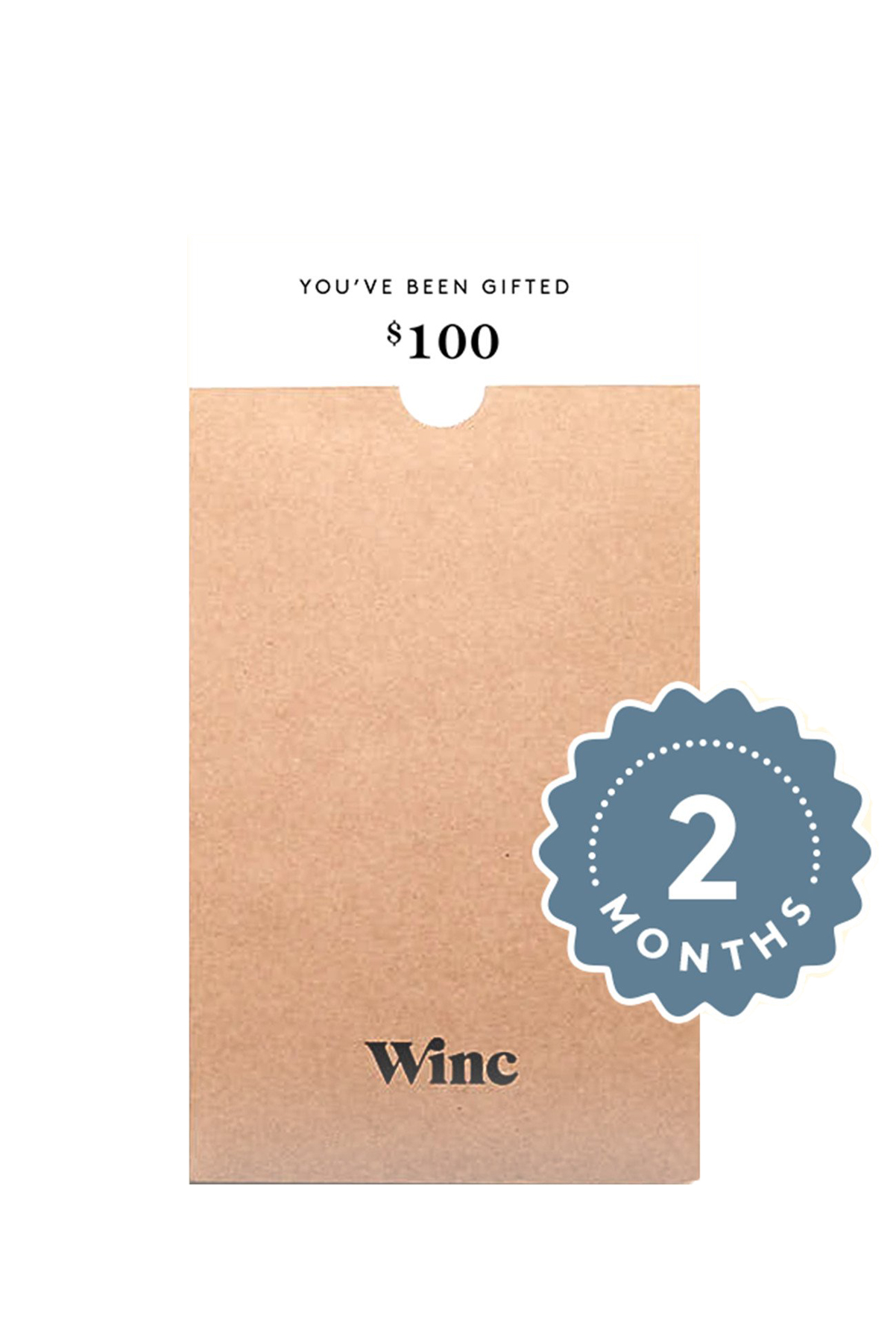 Best gifts for new moms - Winc wine club gift card