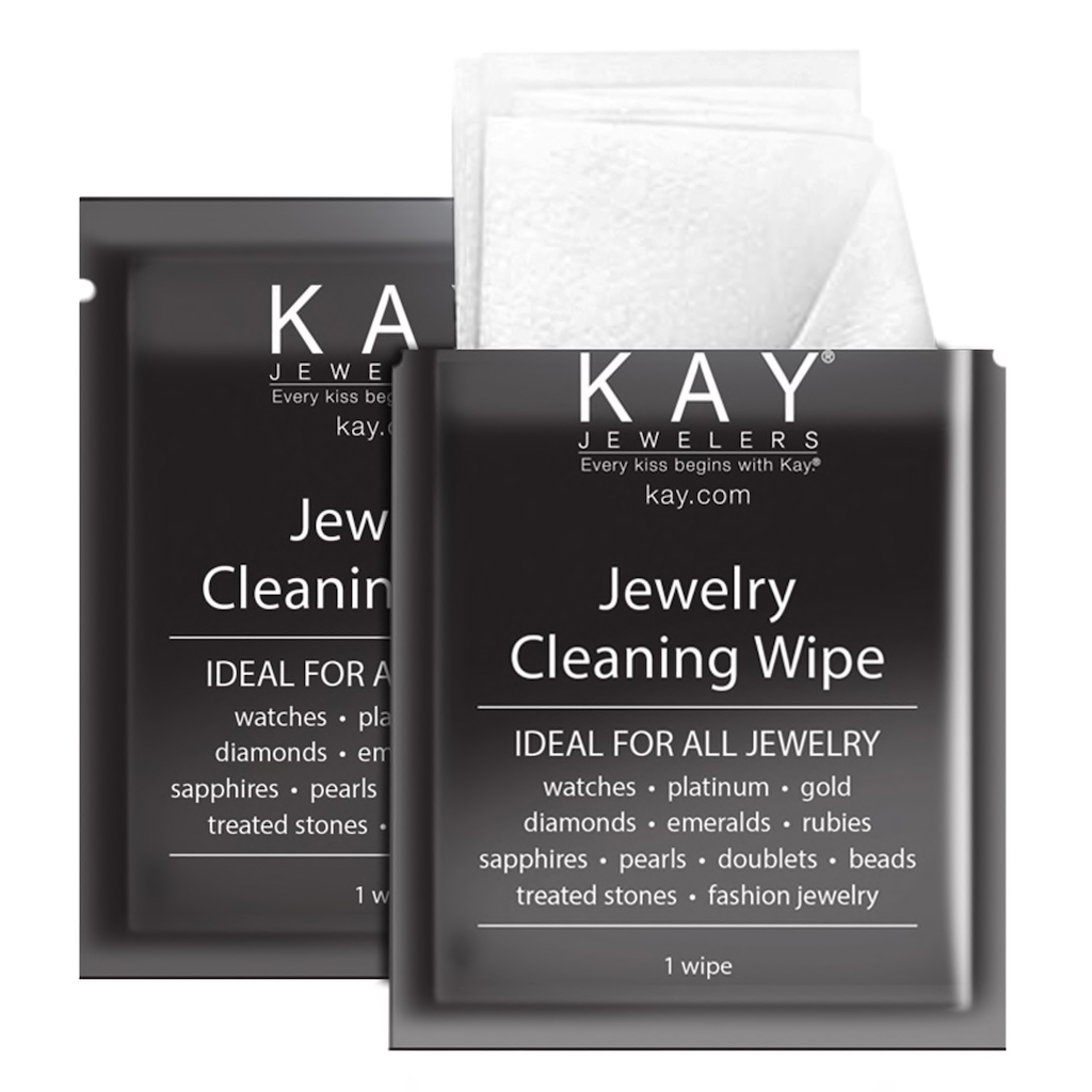 6 Clever Items 8/14/20 - Kay Jewelers Jewelry Cleaning Wipe