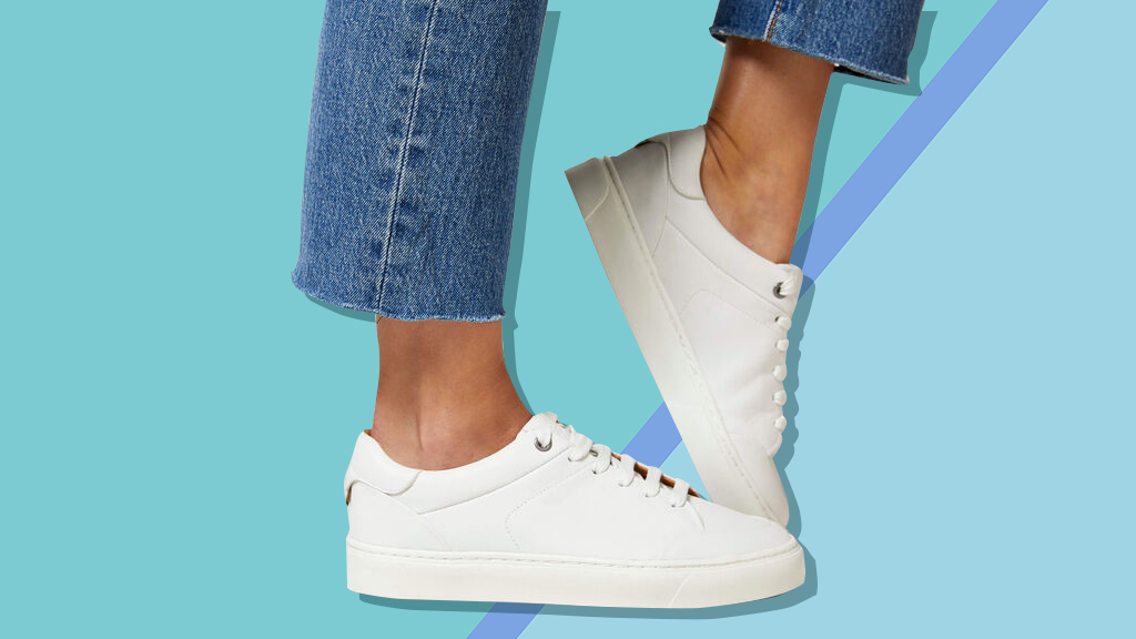 Ariat Two24 Penny sneakers in white