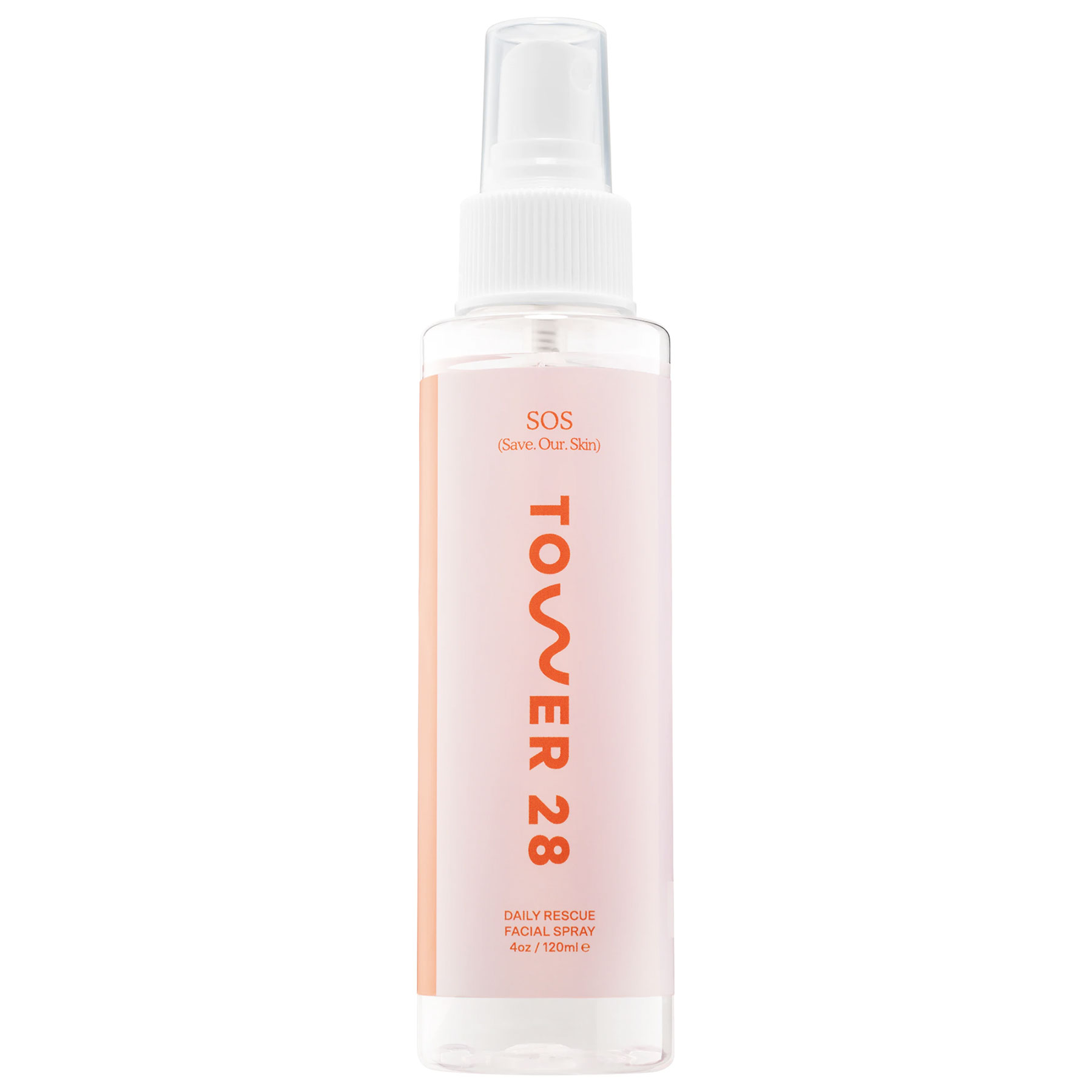 Best Skincare for Rosacea: Tower 28 Spray