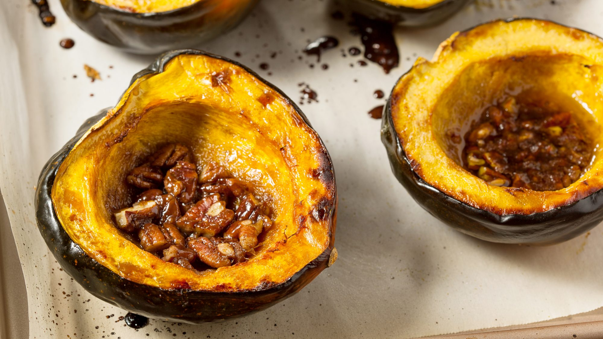 How To Cook Acorn Squash In The Oven Real Simple