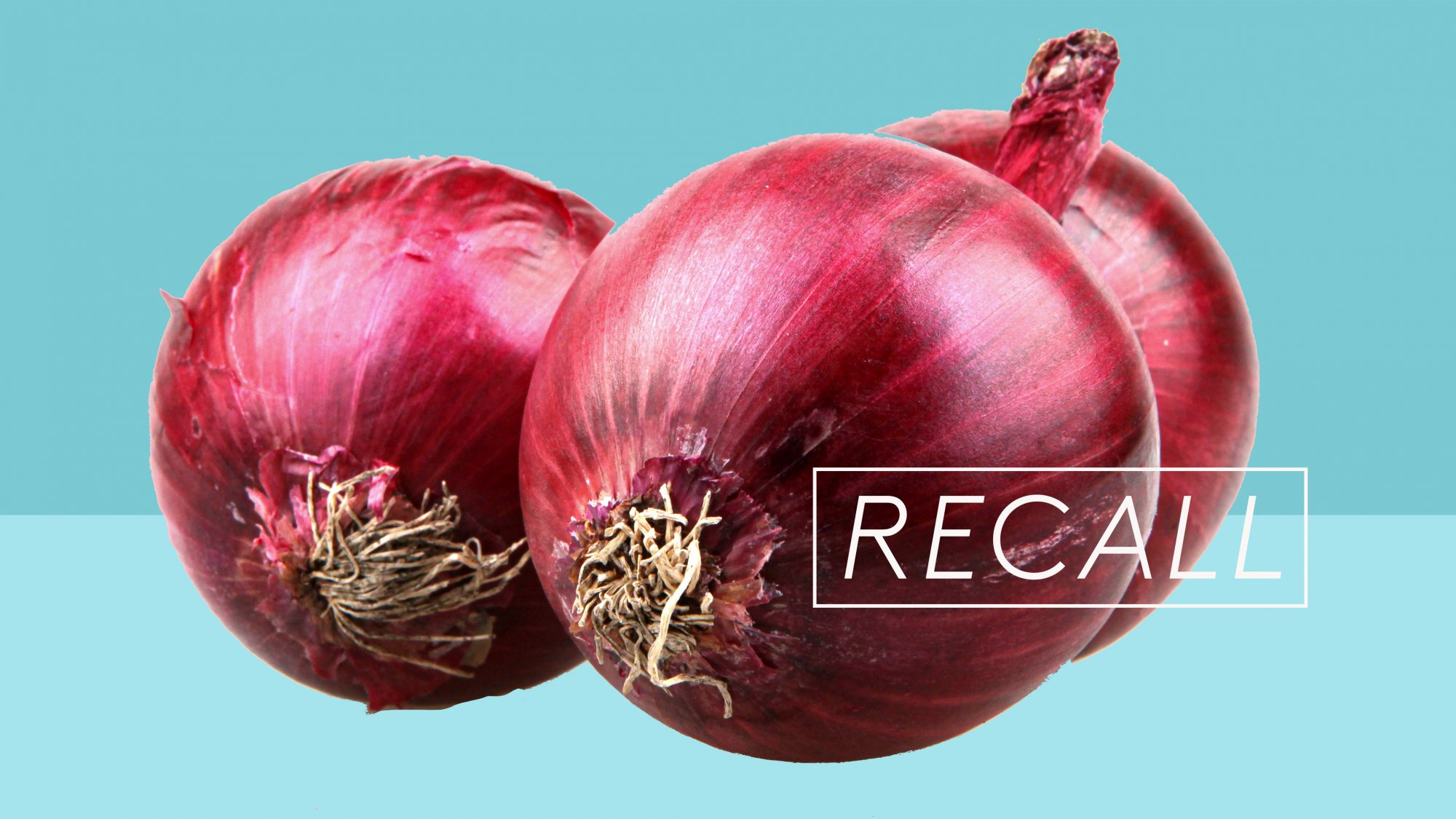 Thomson International Inc. Recalls All Onions Nationwide Due to Salmonella Risk