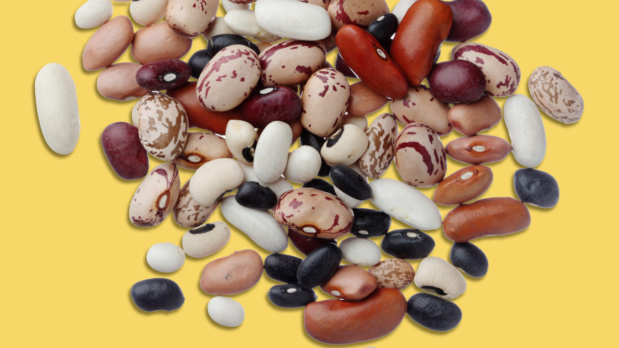 Health benefits of beans - bean nutrition (Variety of beans)