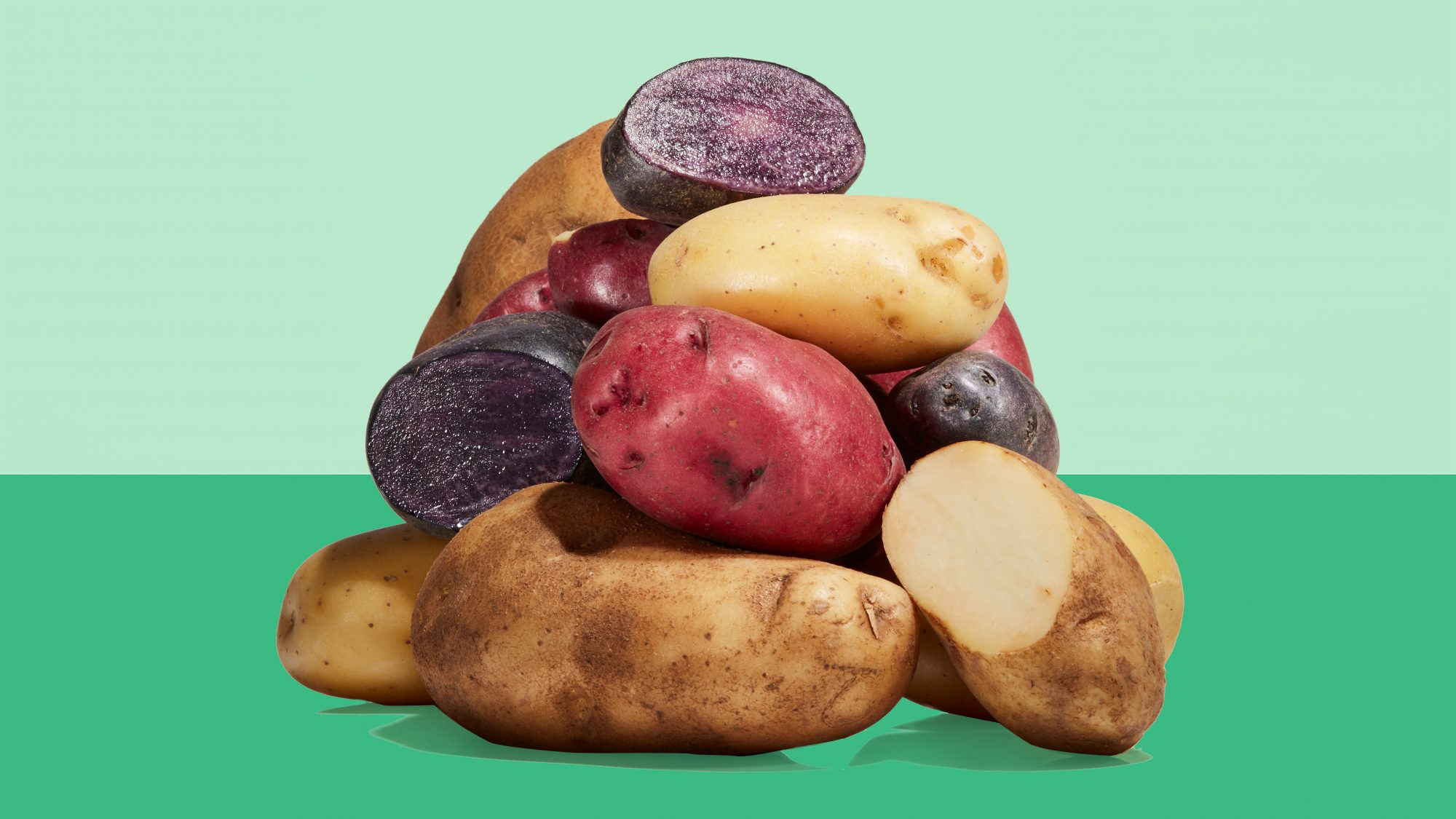 Types of potatoes - the best potato for mashed potatoes and more