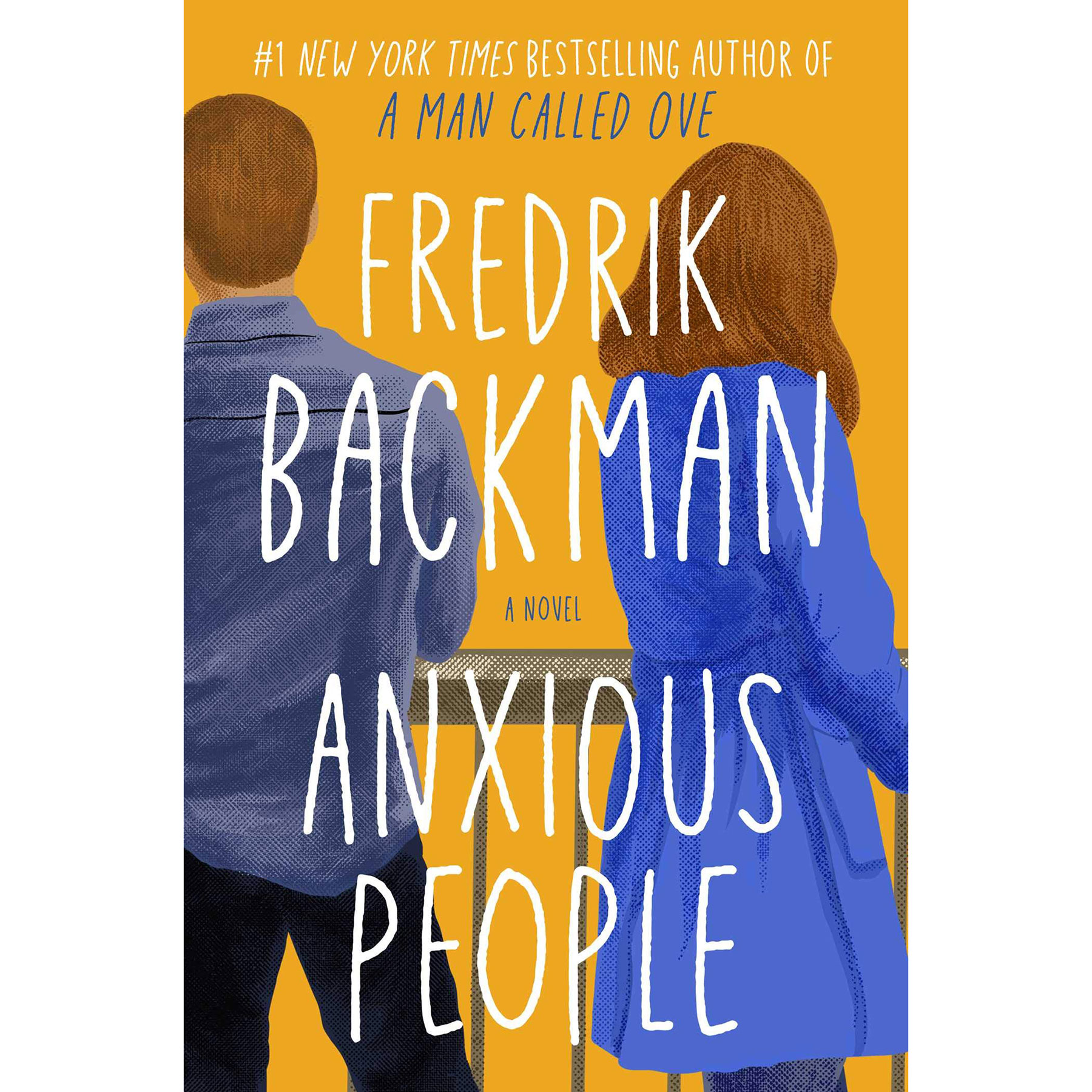 Best Books 2020: Anxious People