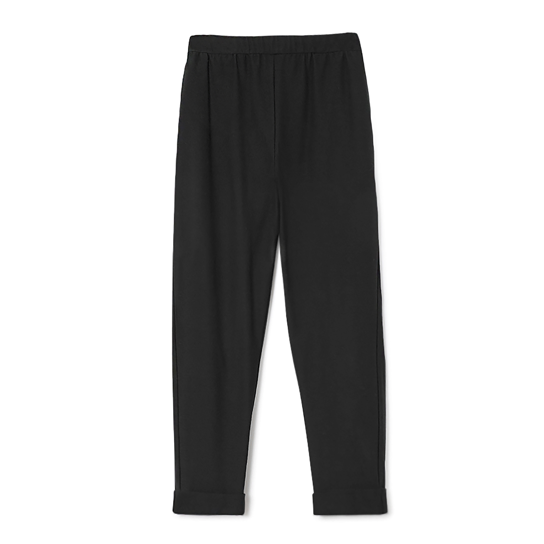 Best Sweatpants for Women: Eileen Fisher Washable Stretch Crepe Slouchy Ankle Pant