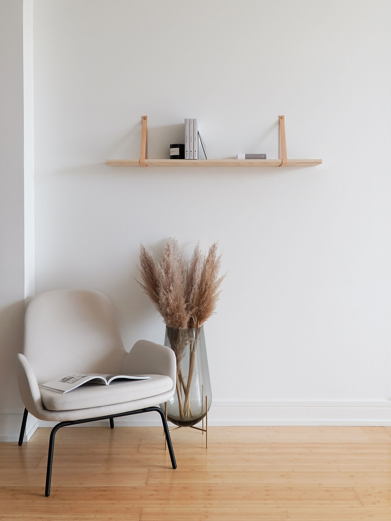 2020 Real Simple Home Preview: Woman Cave Shelf