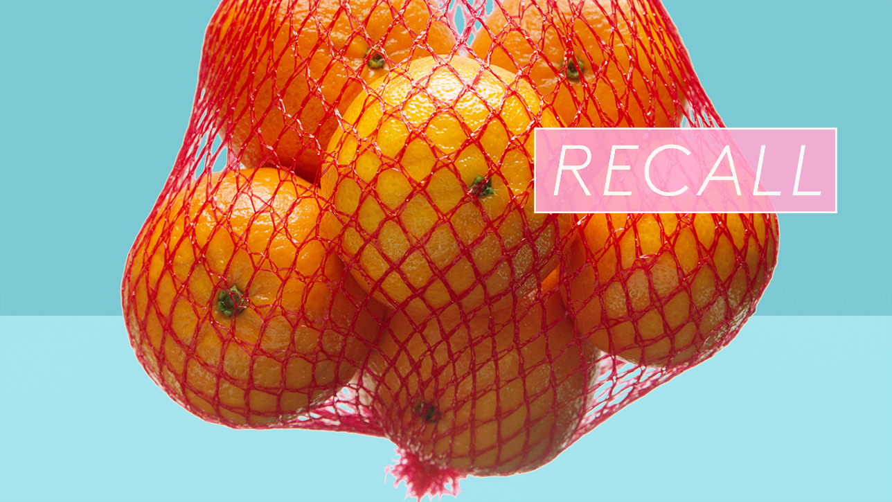 oranges in mesh bag: Recall of Potatoes, Lemons, Limes, and Oranges Due to Potential Listeria Contamination