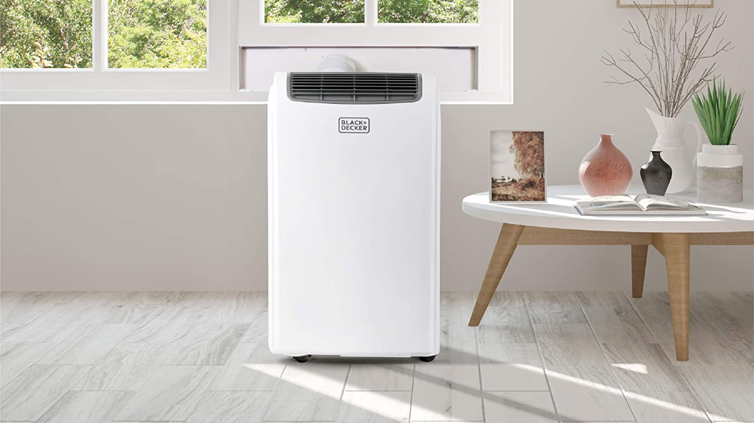 Black and decker portable air conditioner - review