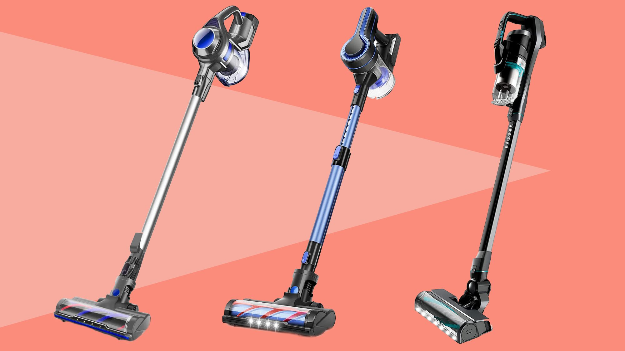Cordless Vacuums on Amazon