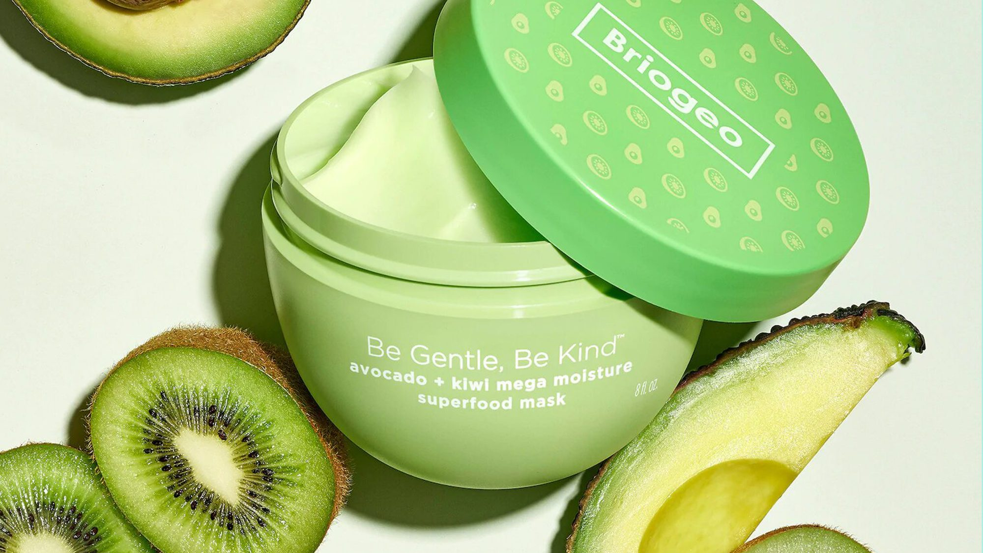 Be Gentle, Be Kind Avocado + Kiwi Mega Moisture Superfoods Hair Mask
