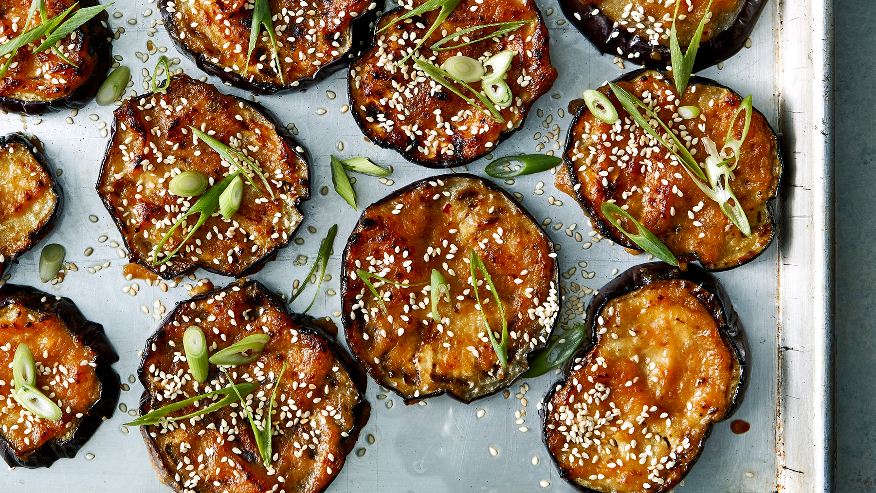 Easy eggplant recipes - grilled eggplant recipes and roasted eggplant recipes and more