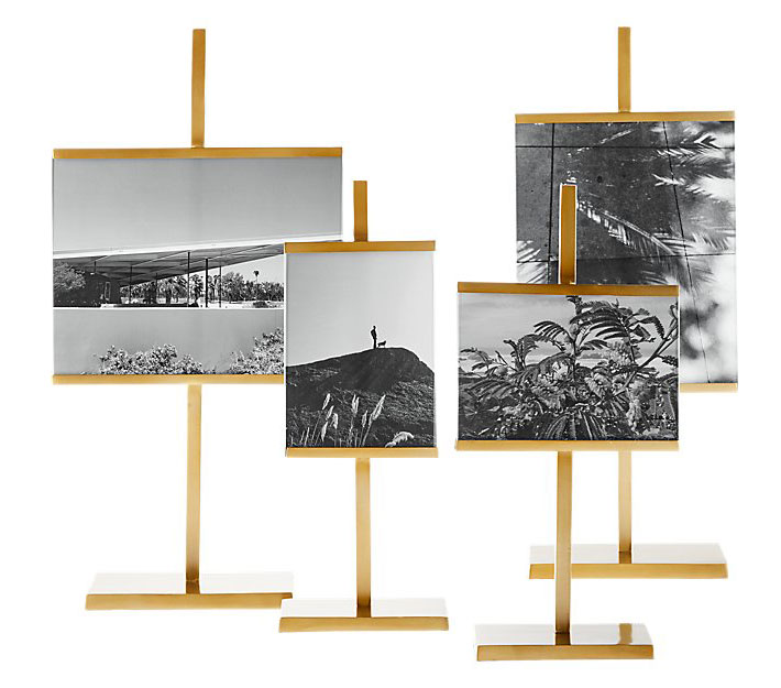 Gifts for employees and coworkers - Metal picture frame stands