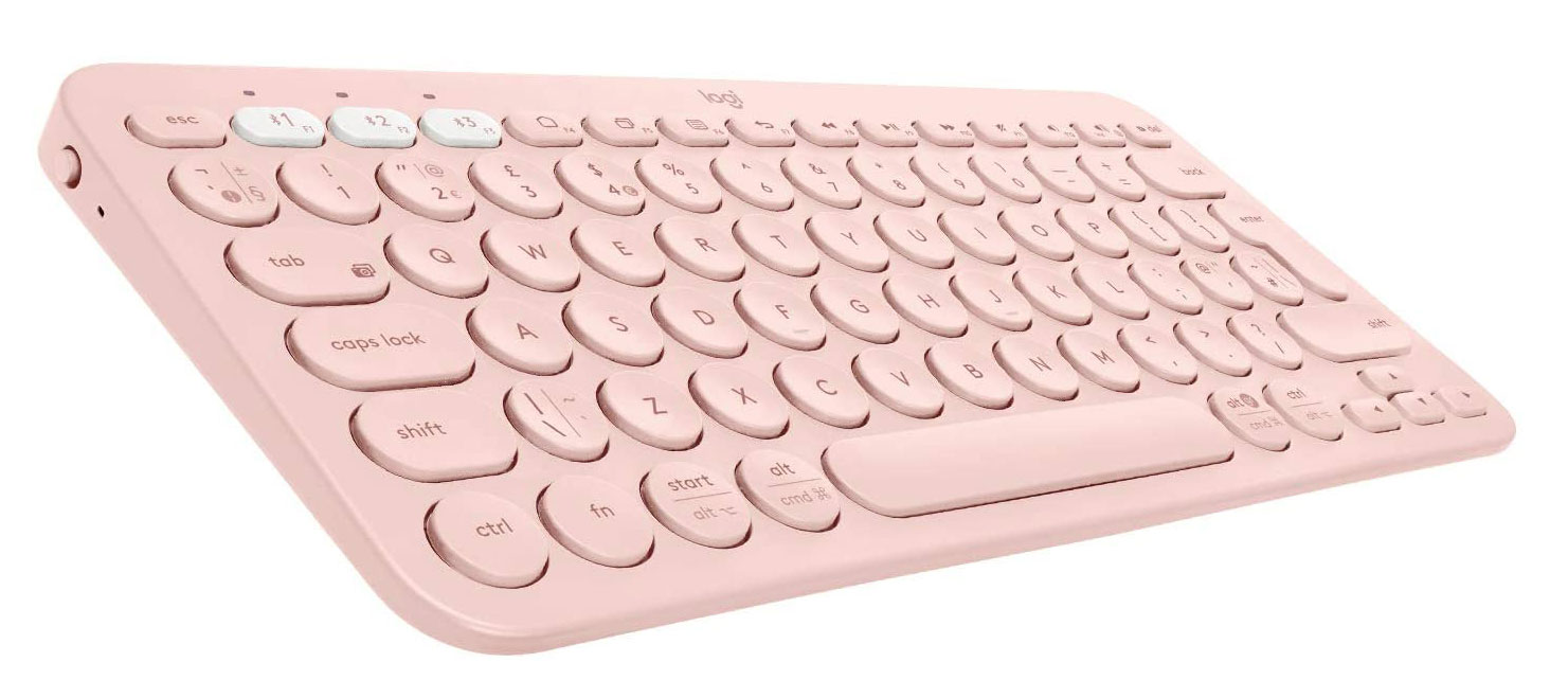Gifts for employees and coworkers - Logitech K380 portable keyboard