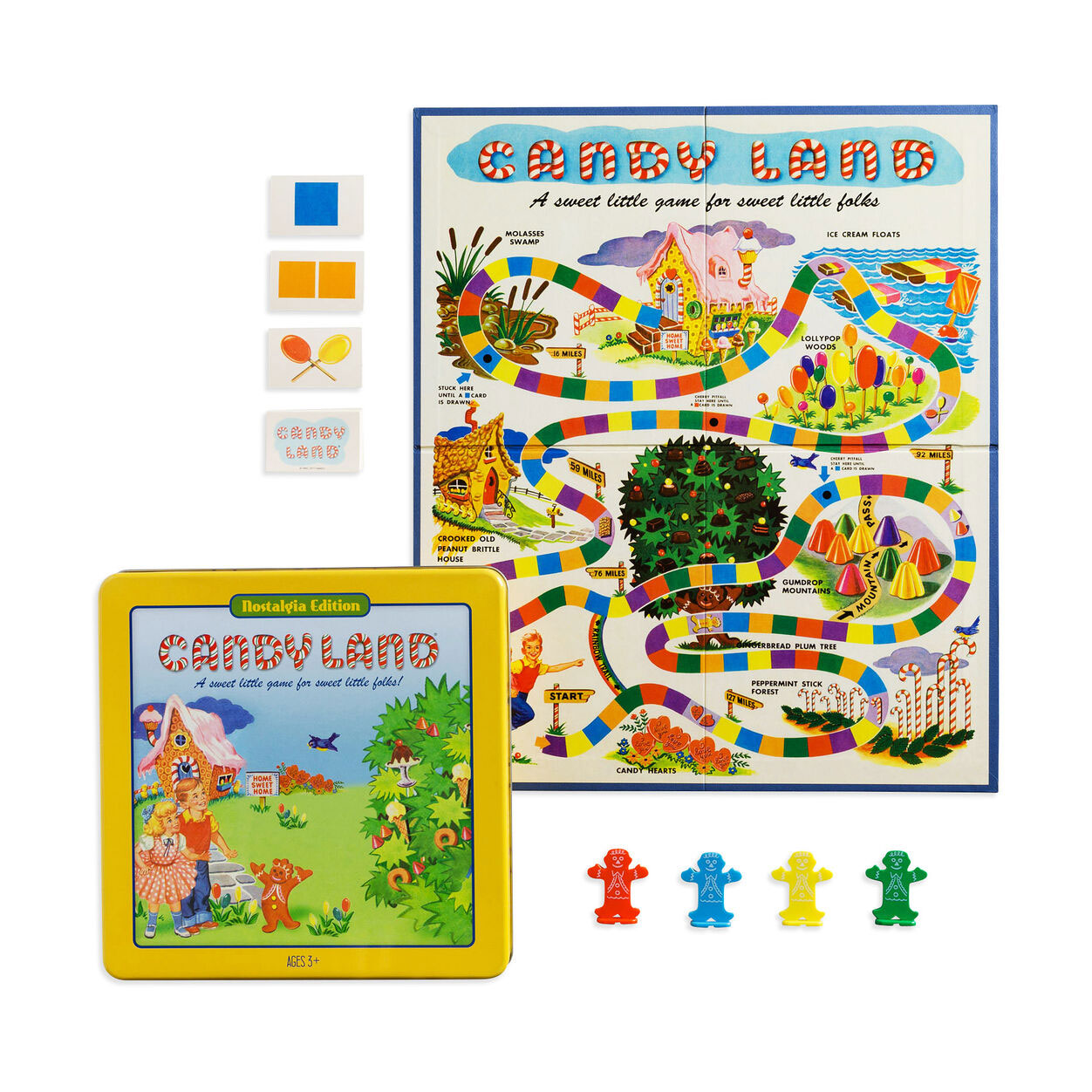 Gifts, presents for kids - Candy Land, Nostalgic Edition